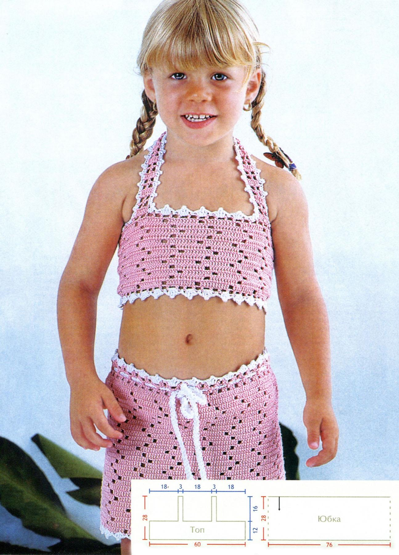 Метки: вязание крючком топик для девочки крючком вязание для малышей вязание для детей вязание для девочек.